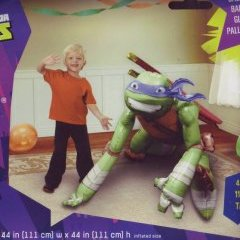 Mutant Turtle
