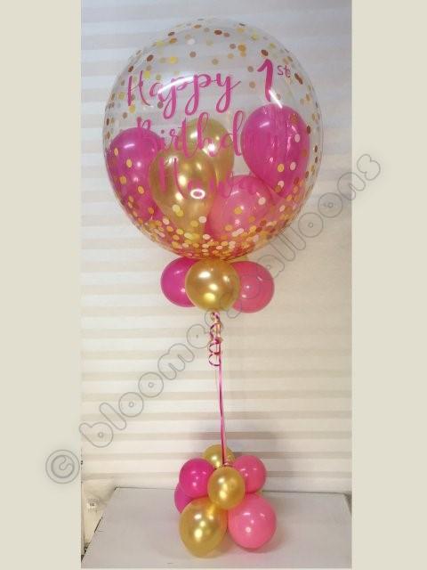 Happy 1st Birthday Hawa