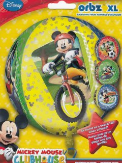 Mickey Sporty