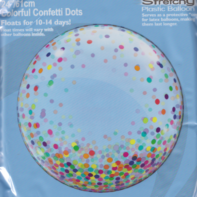Colourful Dots Deco