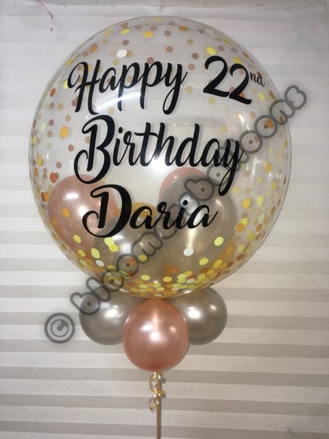 Happy 22nd Birthday Daria