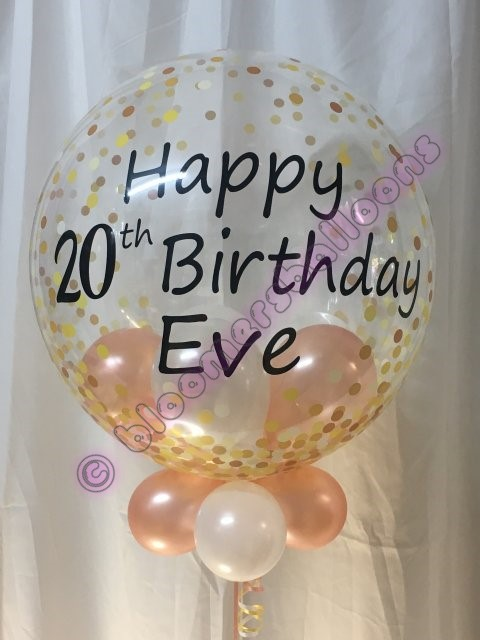 Eve 20th Bday