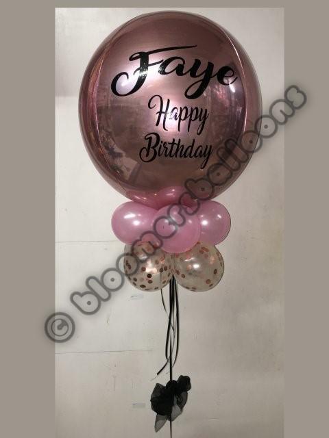 Faye Birthday
