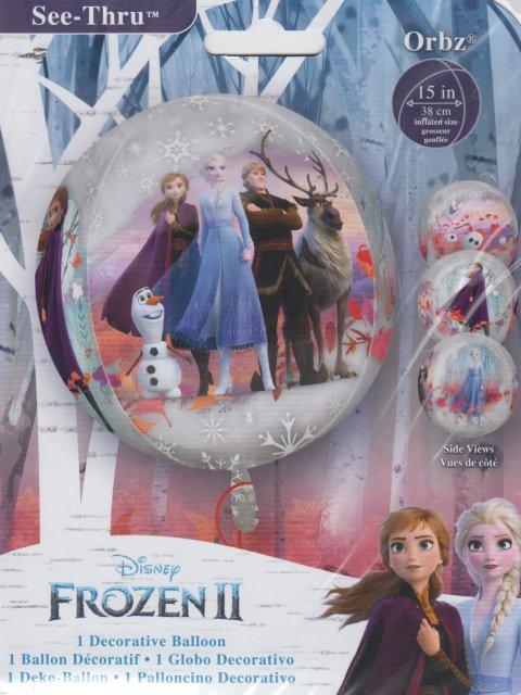 Frozen II Orbz
