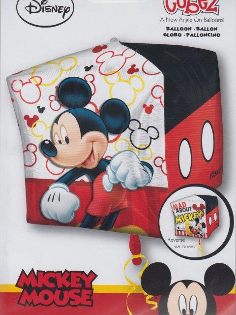 Mickey Cubez
