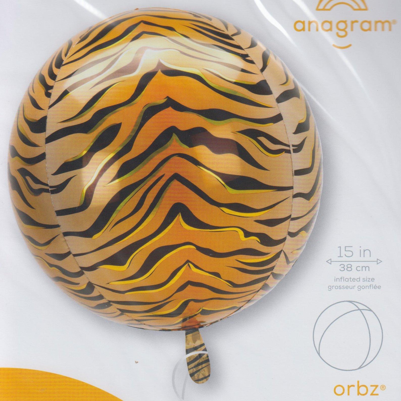 Orbz Tiger Print