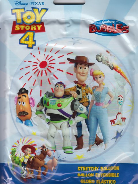 Toy Story 4 Bubble