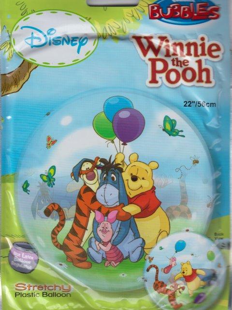 Winnie Poo Bubble