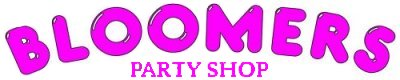Bloomers Balloons & Party Shop - helium balloons, party accessories and much more