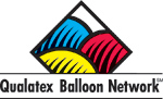 Bloomers Balloons & Party Shop is a member of the Qualatex Balloon Network